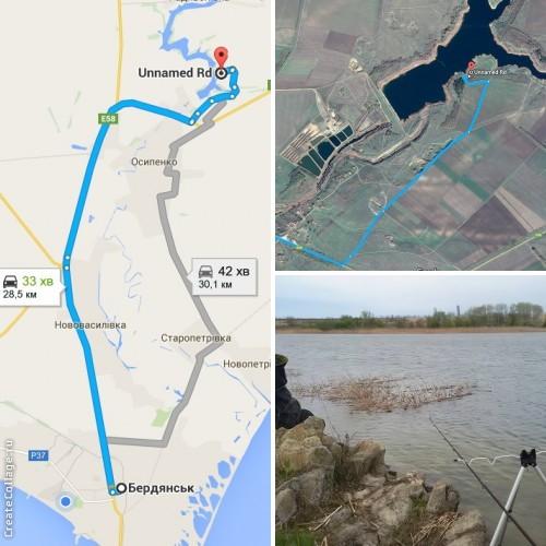 рыбалка бердянский район запорожской области