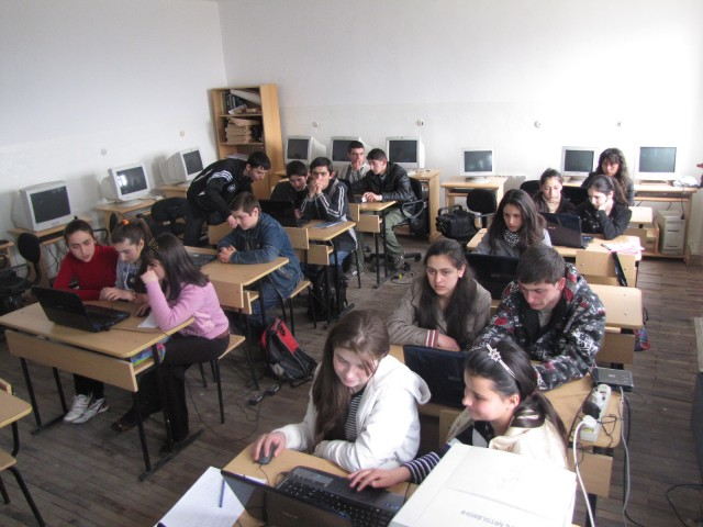 Սեմինար Բերձորում - Seminar in Berdzor town