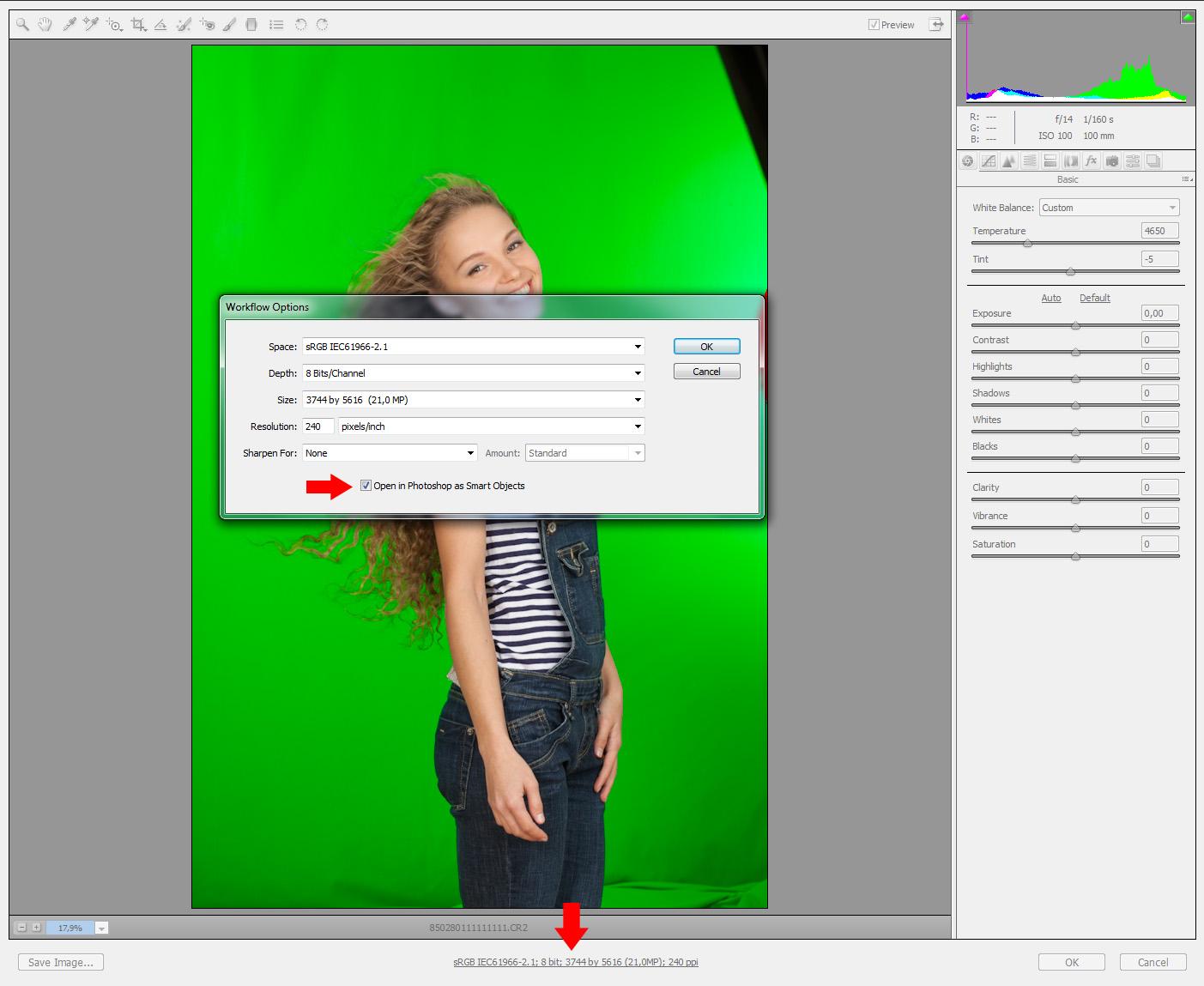 Фотошоп как сделать цветным вшопе