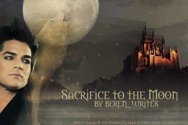 Sacrifice to the Moon by beren_writes - banner by katekat1010