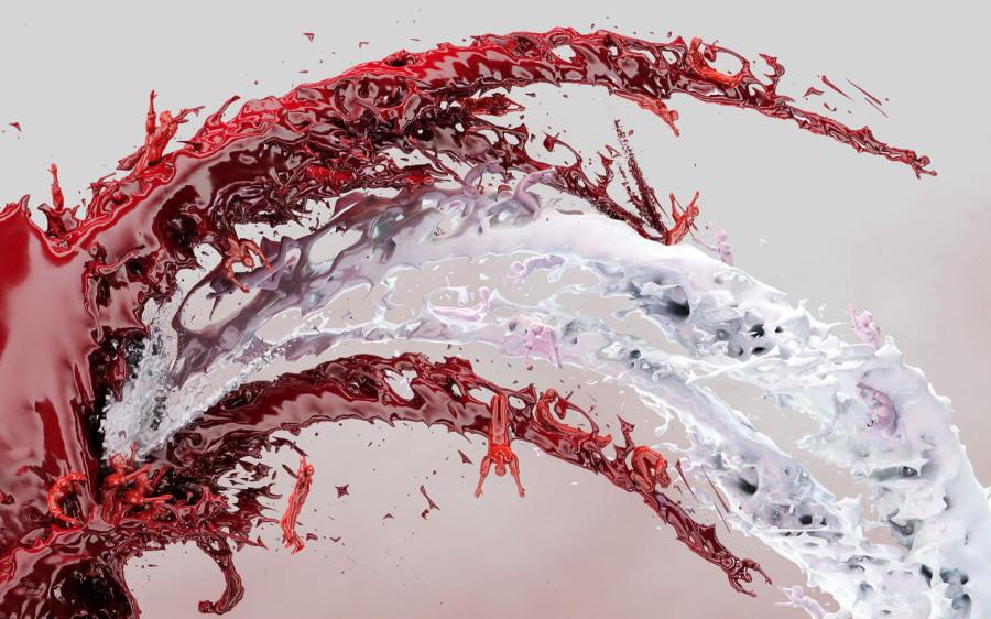 Частица Крови