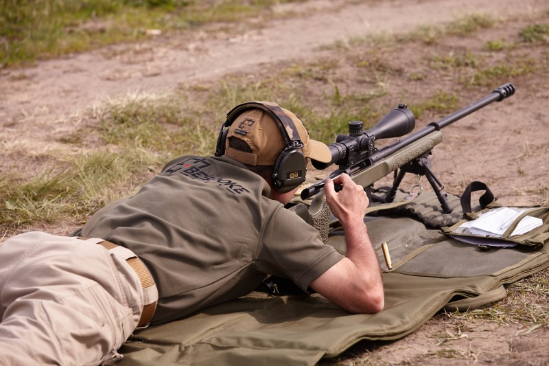Высокоточная винтовка российской компании Bespoke Gun