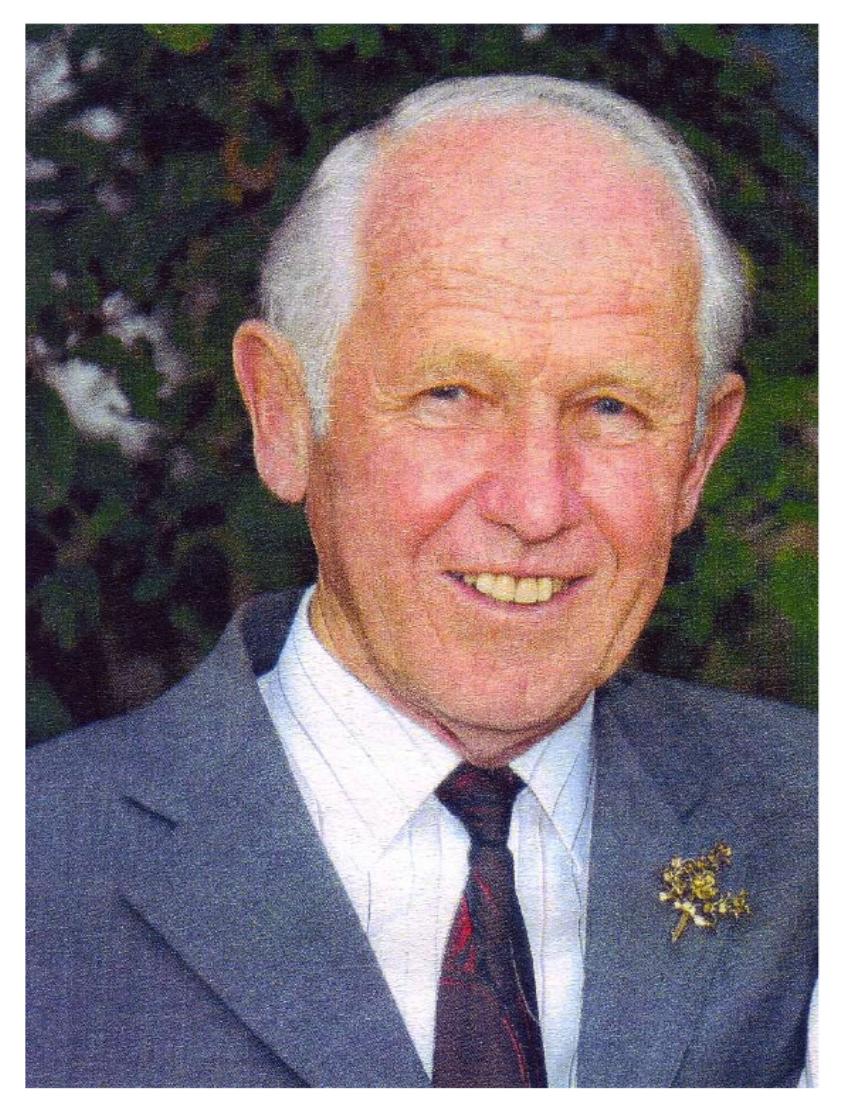 Франц Гардер, 90 лет, Германия, Leopoldshöhe