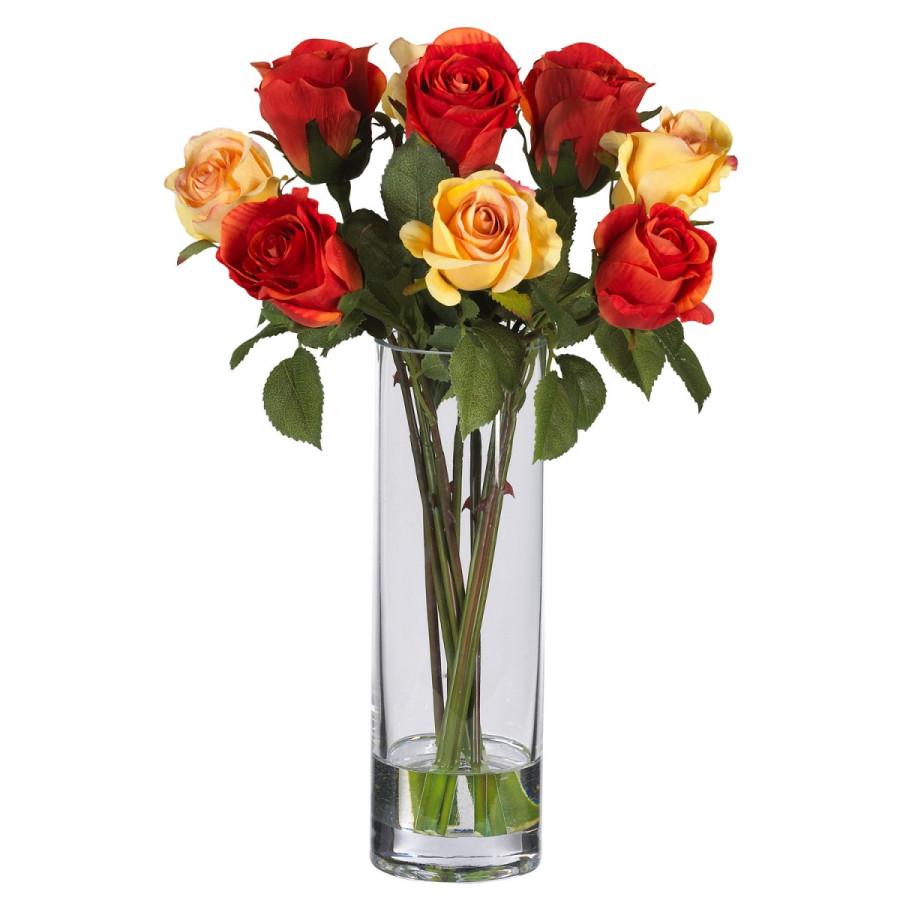 этого картинка три цветка в вазе поможет