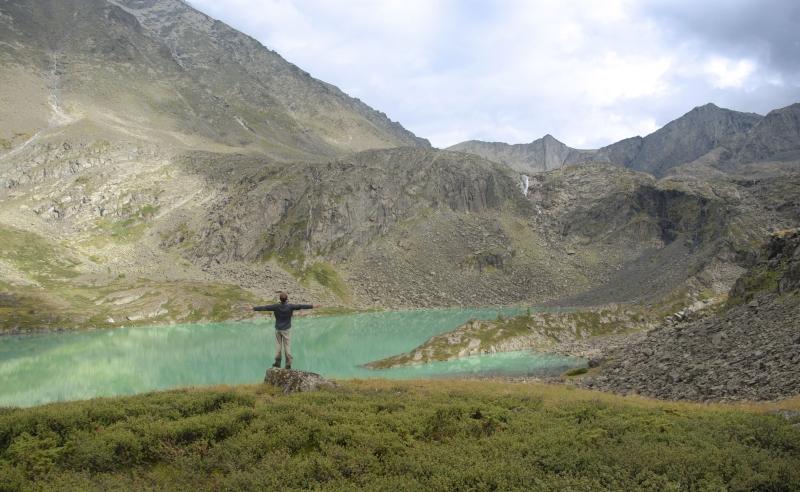Свобода в горах