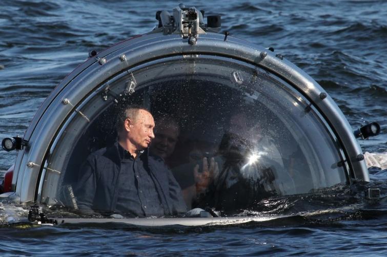 путин о курской лодке