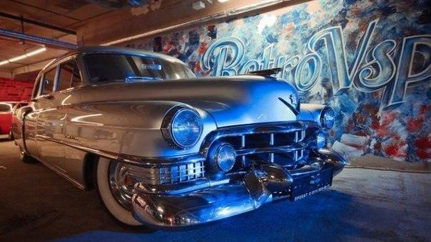 Выставка ретро-автомобилей2