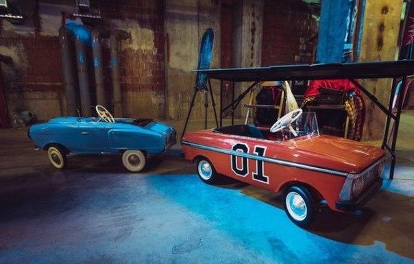 Выставка ретро-автомобилей3