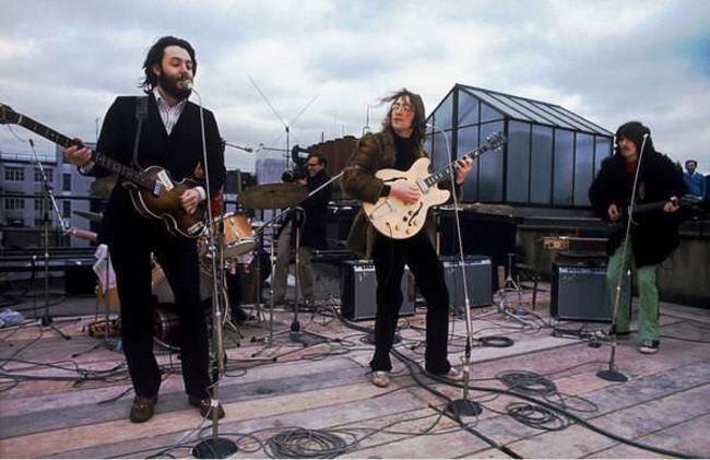 Последний-концерт-Битлз-на-лондонской-крыше-1969-год