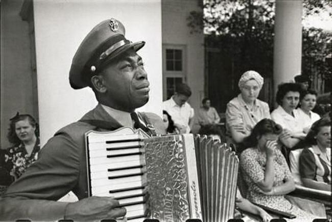 Похороны-Франклина-Рузвельта-1945-год