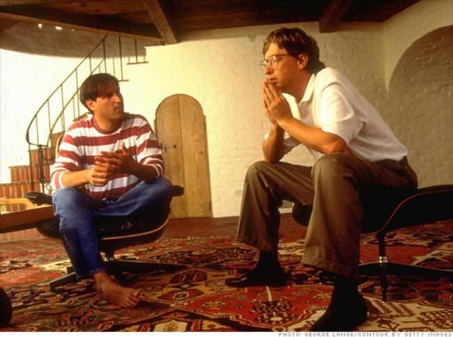 Стив-Джобс-и-Билл-Гейтс-обсуждают-будущее-компьютеров-в-1991-году