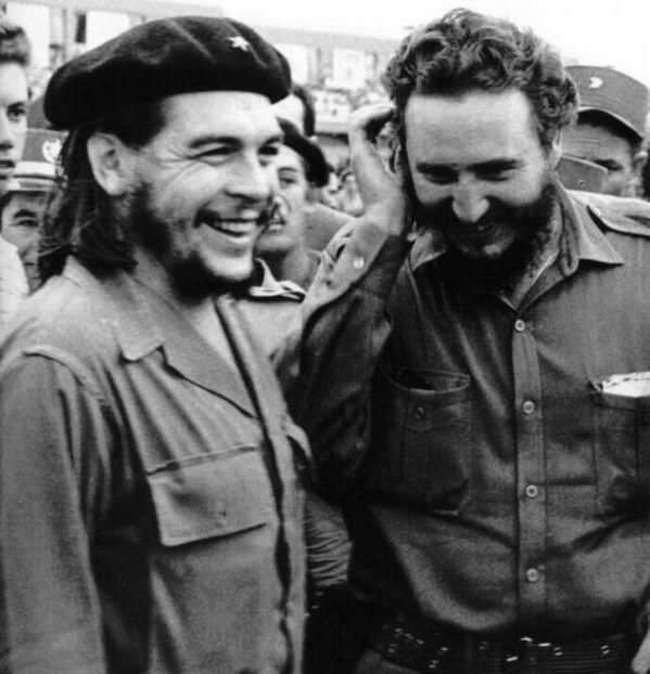Че-Гевара-и-Фидель-Кастро