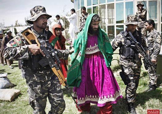 frau taliban