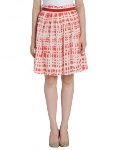 skirt yoox