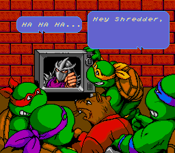 Teenage Mutant Ninja Turtles IV - Turtles in Time (U) [!]005