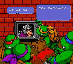 Teenage Mutant Ninja Turtles IV - Turtles in Time (U) [!]005