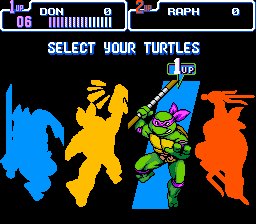 Teenage Mutant Ninja Turtles IV - Turtles in Time (U) [!]003