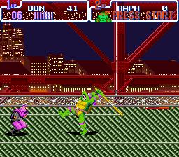 Teenage Mutant Ninja Turtles IV - Turtles in Time (U) [!]000