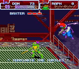 Teenage Mutant Ninja Turtles IV - Turtles in Time (U) [!]006