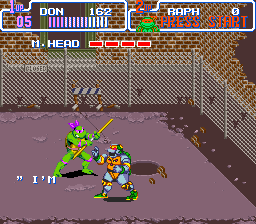 Teenage Mutant Ninja Turtles IV - Turtles in Time (U) [!]008