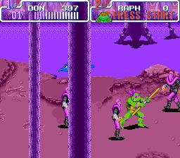 Teenage Mutant Ninja Turtles IV - Turtles in Time (U) [!]017