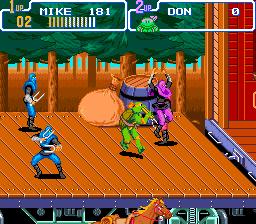 Teenage Mutant Ninja Turtles IV - Turtles in Time (U) [!]026