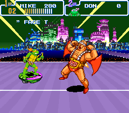 Teenage Mutant Ninja Turtles IV - Turtles in Time (U) [!]033
