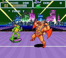 Teenage Mutant Ninja Turtles IV - Turtles in Time (U) [!]033