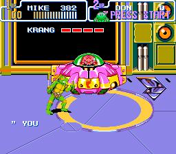 Teenage Mutant Ninja Turtles IV - Turtles in Time (U) [!]037