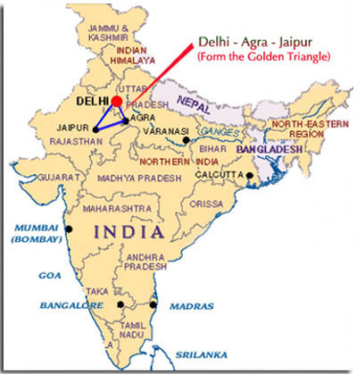 golden-triangle-india-map