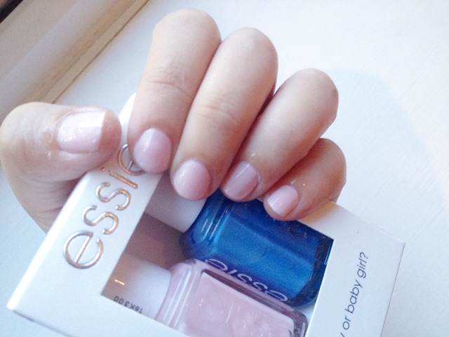 Nail Polishes of the Week: Essie Baby Boy or Baby Girl? Duo - All ...