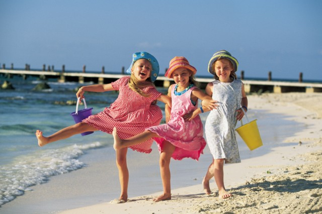 Лучшие отели мира для отдыха с детьми