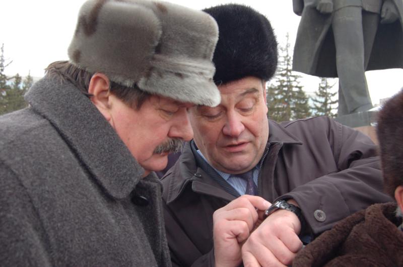 Коммунист Овсиевский объяснял Заполеву про лимит исторического времени на революцию