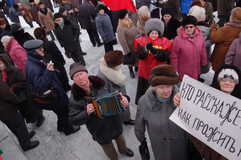 Протестная гармония немыслима без гармонистов