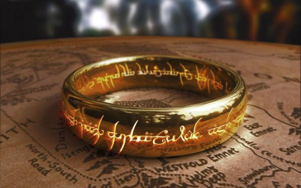 кольцо саурона всевластия