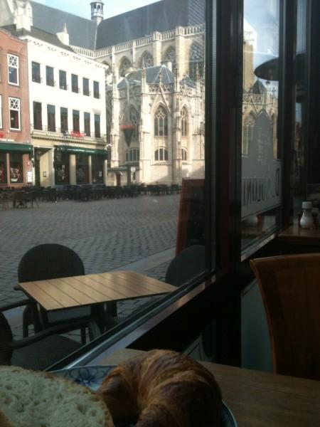 Ontbijt in Breda