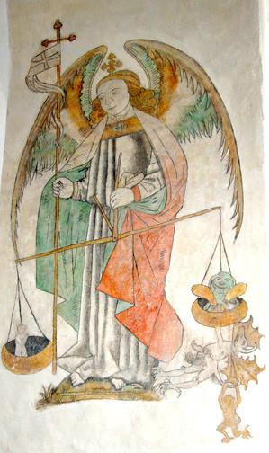 Sint Michaël, Domkerk van Aarhus, Denemarken (1470-1520)