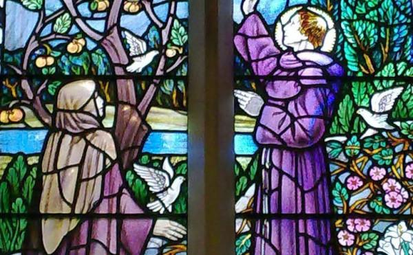 Franciscus en clara 2