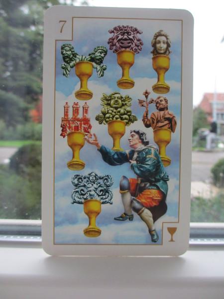 Tarot of Prague 7 bekers