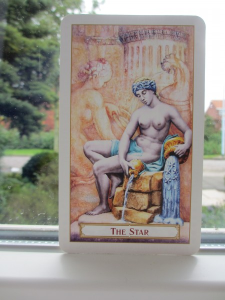 Tarot of Prague The Star
