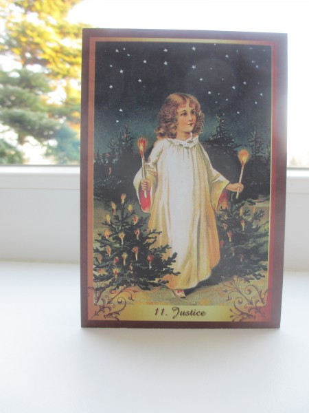 Star, Christmas Tarot