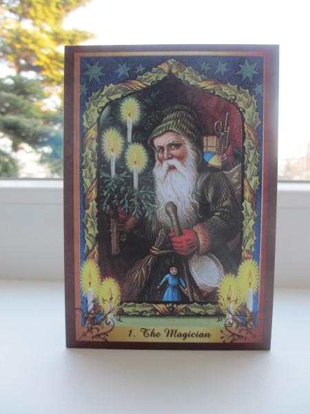 Magiër, Christmas Tarot