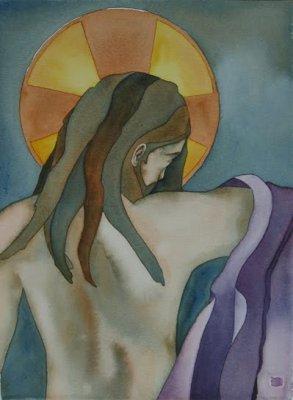10_Jezus_wordt_van_zijn_kleren_beroofd_LOVE_Station_10__Jesus_is_Stripped_of_His_Garment