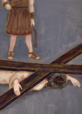 9_Jezus_valt_voor_de_derde_maal
