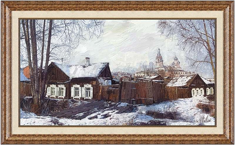 ©.Беседин, Иркутск, Живопись, графика