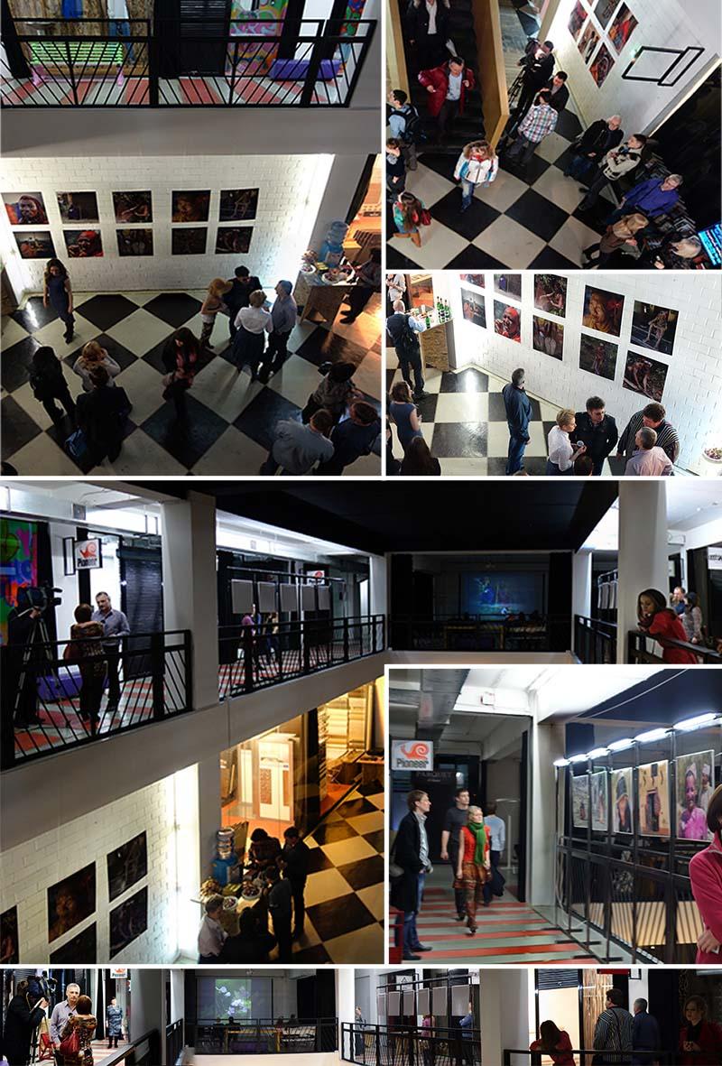Выставка Тарханова 23.03.2013