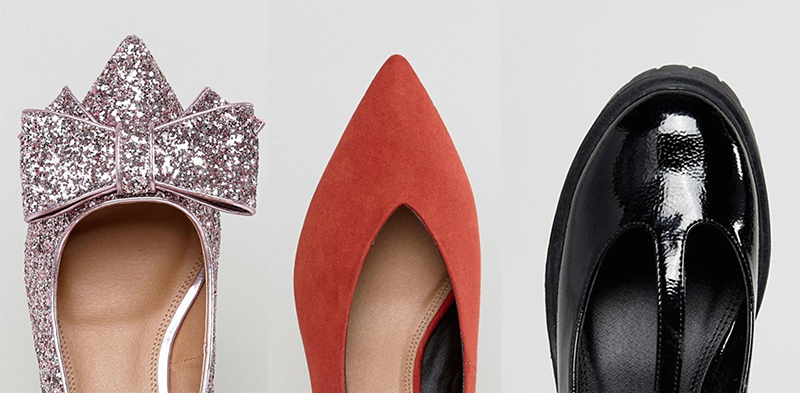 асос обувь для широкой стопы