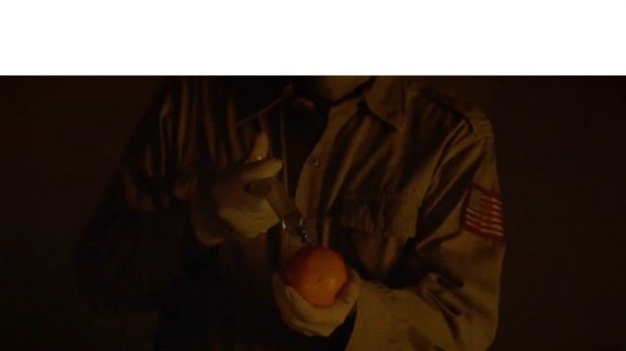 наколотый апельскин