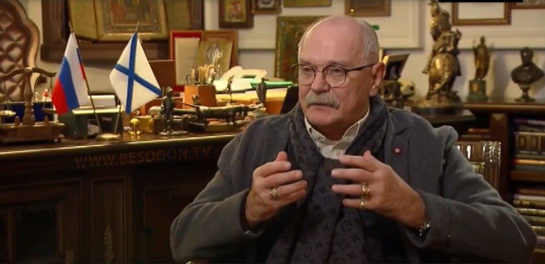 Бесогон - Интервью Никиты Михалкова Стасу Натанзону