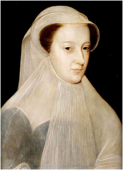 Франсуа Клуэ. Портрет Марии Стюарт